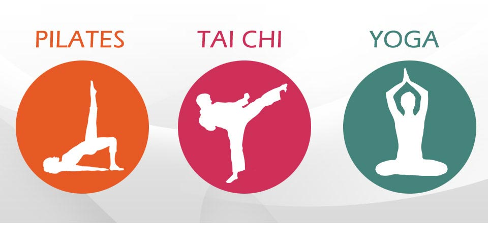 yoga pilates tai chi classes fredericksburg VA